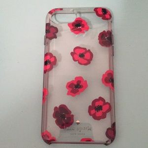 Kate Spade New York iPhone 6/6s Poppy Phone Case